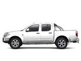Nissan Navara Double Cab 25th Anniversary (D40) 2012 photos