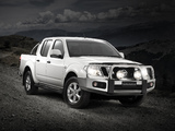 Nissan Navara Double Cab 25th Anniversary (D40) 2012 pictures