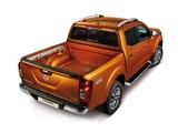 Nissan Navara Double Cab ZA-spec (D23) 2017 wallpapers