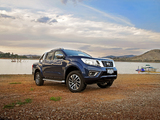 Nissan Navara ST-X Dual Cab AU-spec (D23) 2017 wallpapers