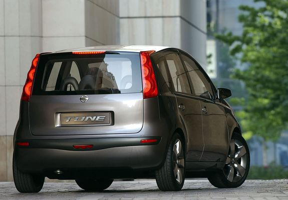 Images Of Nissan Tone Concept 2004