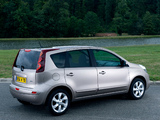 Images of Nissan Note (E11) 2009–13