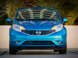 Images of Nissan Versa Note 2013