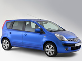 Nissan Note (E11) 2005–09 images