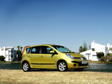 Nissan Note (E11) 2005–09 wallpapers