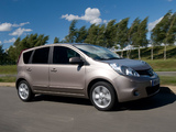 Nissan Note (E11) 2009–13 wallpapers