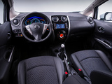 Nissan Note (E12) 2013 images