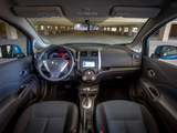 Nissan Versa Note 2013 wallpapers