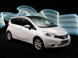 Nissan Note (E12) 2013 wallpapers