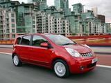 Photos of Nissan Note (E11) 2005–09