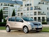 Photos of Nissan Note (E11) 2009–13