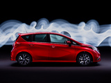 Pictures of Nissan Note Dynamic UK-spec (E12) 2013