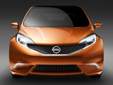 Nissan Invitation Concept 2012 wallpapers