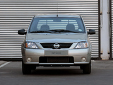 Images of Nissan NP200 2008–09