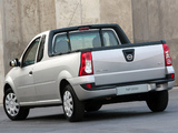 Nissan NP200 2008–09 wallpapers