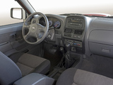 Images of Nissan NP300 Double Cab 2008