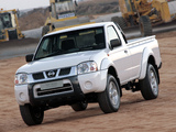 Images of Nissan NP300 Hardbody Hi-Rider Single Cab ZA-spec (D22) 2008