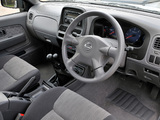 Images of Nissan NP300 King Cab UK-spec 2008