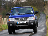 Images of Nissan NP300 Single Cab UK-spec 2008