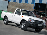 Nissan NP300 Hardbody Single Cab ZA-spec (D22) 2008 images