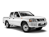 Nissan NP300 Double Cab 2008 photos