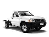 Nissan NP300 Chassis Cab 2008 photos