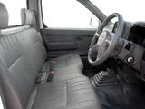 Nissan NP300 Hardbody Single Cab ZA-spec (D22) 2008 photos