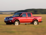 Nissan NP300 Double Cab 2008 pictures