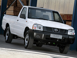 Nissan NP300 Hardbody Single Cab ZA-spec (D22) 2008 pictures