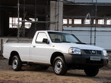 Nissan NP300 Hardbody Single Cab ZA-spec (D22) 2008 wallpapers