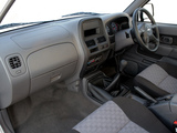 Nissan NP300 Hardbody Hi-Rider Single Cab ZA-spec (D22) 2008 wallpapers