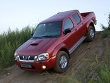 Photos of Nissan NP300 Double Cab 2008