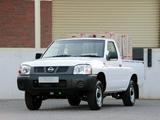 Photos of Nissan NP300 Hardbody Single Cab ZA-spec (D22) 2008