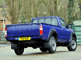 Photos of Nissan NP300 Single Cab UK-spec 2008