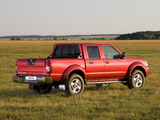 Pictures of Nissan NP300 Double Cab 2008