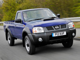 Pictures of Nissan NP300 Single Cab UK-spec 2008
