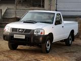 Pictures of Nissan NP300 Hardbody Single Cab ZA-spec (D22) 2008