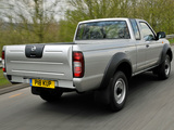 Pictures of Nissan NP300 King Cab UK-spec 2008