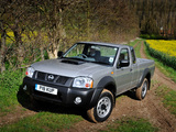 Nissan NP300 King Cab UK-spec 2008 wallpapers
