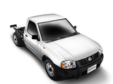 Nissan NP300 Chassis Cab 2008 wallpapers