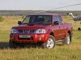 Nissan NP300 Double Cab 2008 wallpapers