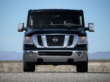Images of Nissan NV 3500 Passenger (2011)