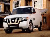 Nissan NV2500 Concept 2008 photos