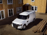 Nissan NV2500 Concept 2008 wallpapers