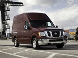 Nissan NV2500 HD High Roof 2010 images