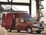 Nissan NV2500 HD High Roof 2010 pictures