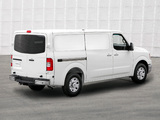 Nissan NV1500 Standard Roof 2010 wallpapers