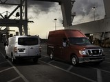 Nissan NV photos