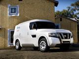 Photos of Nissan NV2500 Concept 2008