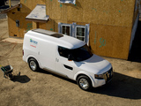 Pictures of Nissan NV2500 Concept 2008